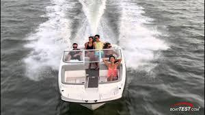 2015 bayliner 190 db 19 outboard deck boat walk thru youtube