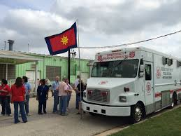 100 Salvation Army Truck The Participates In Disaster Drill The