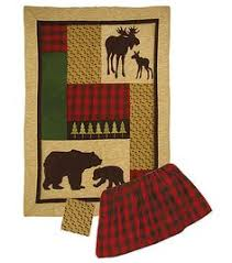 trend lab northwoods 3 pc baby bedding found at jcpenney
