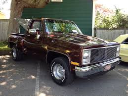 1983 Chevy Stepside | Chevrolet | Pinterest | Chevy Stepside And ...