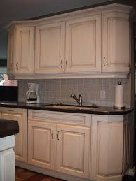 Kitchen Cabinet Hardware Placement Ideas by Painted Kitchen Cabinets Before And After Rberrylaw Painted