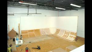 cyc wall construction slide show studio space west