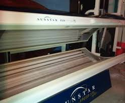 Wolff Tanning Bed by Wolff Sunstar Zx 30 Tanning Bed Ebay