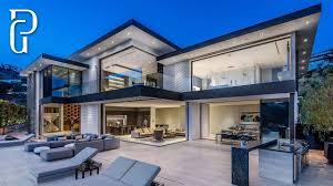 100 Modern Houses Los Angeles 30 Million Dollar Doheny Estates Mansion 1677 N Doheny Drive California