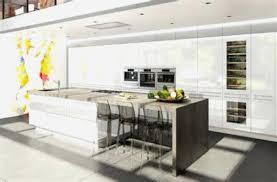 ilots cuisine cuisine moderne avec ilot central inspirational table cuisine