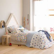 Put The Spotlight On Your Kids Bedroom This Autumn 2017 With Single Bedding Cotton Sheets And Duvet Covers Prints In Zara Home Catalogue