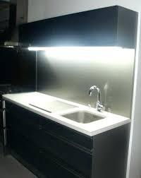 eclairage led cuisine plan travail lumiere plan de travail cuisine idées uniques eclairage led cuisine