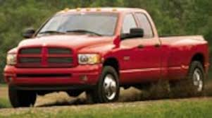 100 2003 Dodge Truck Ram Heavy Duty 25003500 Road Test Review Motor