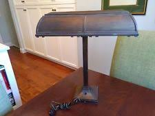 Antique Bankers Lamp Green by Bankers Lamp Ebay