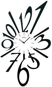 pendule murale cuisine horloge murale de cuisine horloge murale chiffres cherche