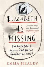Book Review 82 Year Old Maudes Friend Elizabeth Is Missing Maude Knows Theres Something