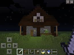 Minecraft Kitchen Ideas Pe by Minecraft Pe Small Medieval House 7 Steps