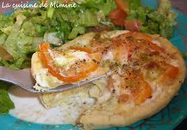 tarte tomates mozzarella aux herbes de provences pâte brisée
