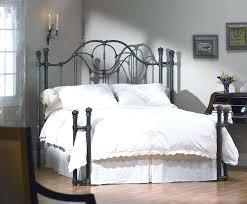 Queen Size Metal Bed Frame Design — RS FLORAL Design