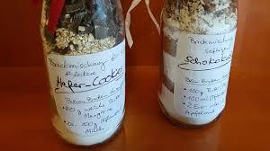 backmischung im glas 2 rezepte für das selbstgemachte mitbringsel