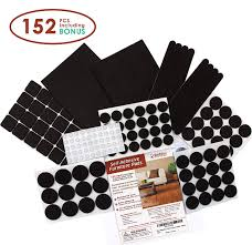 Best Chair Glides For Hardwood Floors by Best Furniture Pads For Hardwood Floors Titandish Decoration