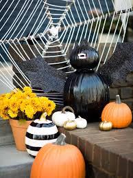 Vampire Pumpkin Pattern by Halloween Pumpkin Decorating Ideas Hgtv U0027s Decorating U0026 Design