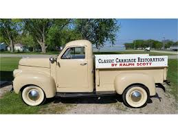 1947 Studebaker Truck For Sale | ClassicCars.com | CC-903023 1947 Studebaker Stake Bed Truck For Sale Classiccarscom Cc791629 M15 Pick Up Stephen Velden Flickr M Series Gaa Classic Cars Cc903023 For Its Owner Truck Is A True Champ Old Weekly Studebaker M5 100 Pclick Pickup Tanbrn Zh110912 Youtube Sale Near Staunton Illinois 62088 Croneca Mseries Specs Photos Modification 1 12 Ton Minot Nd Us 1800 Saratoga Auto Auction
