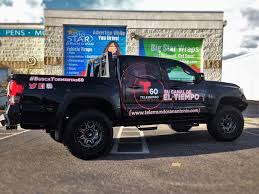 San Antonio Car Wraps | Vehicle Wraps San Antonio | Big Star Branding