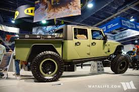 2016 SEMA : Line-X JK Crew Bruiser Conversions Jeep Wrangler Double ... Jeep Grand Cherokee Truck By Xcustomz On Deviantart Xj Cantilever Cversion Jax Motsports Easily The Best Jku Truck Ive Seen With An Equally Team Raffee Co Axial Scx10 Hard Plastic Body Kit Set Wrangler Cversions Youtube Used Cars That Make Great Electric Car Cversions Carfax Sealed Beam To Halogen Cversion 1991 Sport 1992 Briarwood For Sale Bat Auctions Sold 2000 Build 2wd 4wd Forum Vwvortexcom Spotted Pickup Sj Wikipedia