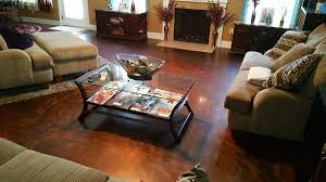 Metallic Marble Epoxy Flooring