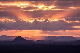 100 Mount Tinbeerwah Mt Tinbeerwah Sunset 9 Brad Baker Photography