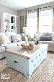 Living Room Curtain Ideas Pinterest by Living Room Decor Pinterest Love The Coffee Table And Beige Walls