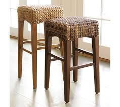 Used Pottery Barn Seagrass Chairs by Dining Room Cute Variant Height Of Charming Seagrass Counter