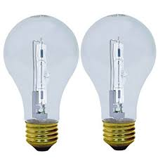 ge lighting 78797 energy efficient clear 53 watt 75 watt