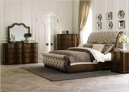 Popular of Upholstered King Bedroom Set Cotswold Upholstered