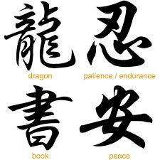 100 Beautiful Chinese Japanese Kanji Tattoo Symbols Designs