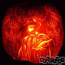 Dragon Ball Z Pumpkin Carving Templates by Phantom Pumpkin Spinning By A Anthony On Deviantart