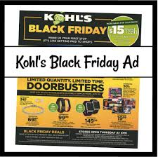 Kohl's Black Friday Sales 2017 (Just Released!!) - Saving Dollars ... 2017 Thanksgiving And Black Friday Retail Store Hour Tracker See The Kmart Ad Here For Best Hours On And Store Hours Around Capital City Your Guide To Fox31 Denver The Book Deals Verge Target Sales Just Released Saving Dollars When Will Stores Open Holiday Sales Some Suburban Malls Opt Close But Most Will Best Buy Deals Sense What Times Stores Open Day After