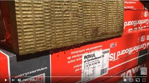 Insulating Cathedral Ceilings Rockwool by Rock Wool Insulation For Floor Of High Performance Tiny House