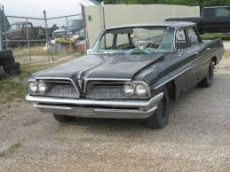 Wrecking For Parts: 1961 Pontiac Laurentian | Midnight Auto & Truck ...