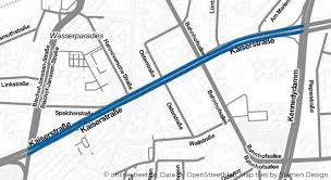 kaiserstraße in 31134 hildesheim mitte niedersachsen