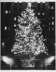 Christmas Tree Lighting Rockefeller Center 2014 Performers by Christmases Past And Present At Rockefeller Center Observer