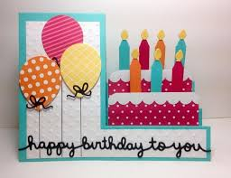 25 Unique Step Cards Ideas On Pinterest Side Card Stepper Birthday Paper Crafts