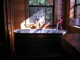 we used a 6 horse trough as our tub in the master bath it is