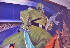Denver International Airport Murals Painted Over by Denver Airport Murals Pictures Are Said To Say A Thousand Words