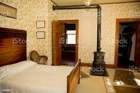 19 jahrhundert schlafzimmer stockfoto und mehr bilder 19 jahrhundert