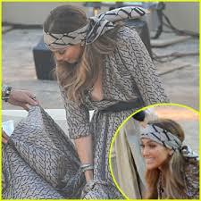 Jennifer Lopez Wardrobe Malfunction was Clothing Tape