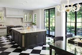 100 Sophisticated Kitchens 20 Polished With Striking Black Kitchen Islands