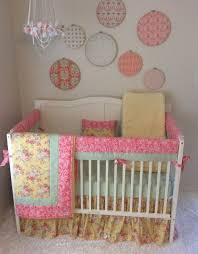 Shabby Chic Nursery Bedding by 13 Best Shabby Chic Crib Bedding Ideas Images On Pinterest Baby