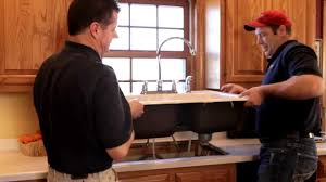 Self Trimming Apron Front Sink by Ferguson Featured Product Kohler Whitehaven Sink Youtube