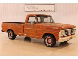 1967 Ford F100 For Sale | ClassicCars.com | CC-1058616 1967 Ford F100 Junk Mail Hot Rod Network Gaa Classic Cars Pickup F236 Indy 2015 For Sale Classiccarscom Cc1174402 Greg Howards On Whewell This Highboy Is Perfect Fordtruckscom F901 Kansas City Spring 2016 Shop Truck New Rebuilt Fe 352 V8 Original Swb Big Block Youtube F600 Dump Truck Item A4795 Sold July 13 Midwe Lunar Green Color Codes Enthusiasts Forums