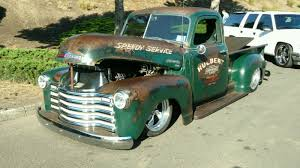 100 1950 Chevrolet Truck Other Pickups 3100 Chevy Shop Truck Old Chevys