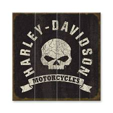Harley Davidson Home Decor Plaques Signs