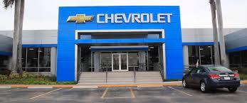 Chevy Dealers Near North Sarasota FL