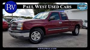 2004 Chevrolet Silverado 1500 Extended Cab LT For Sale Gainesville ... Used 2003 Toyota Tundra In Gainesville Fl Paul West Cars Semi Trucks For Sale In Fl Best Truck Resource 2016 Chevrolet Silverado 1500 Lt Lt1 Serving 2005 Dodge Ram Hemi Crew Cab 2006 New And Preowned Hyundai Car Dealership Ocala Jenkins Dealer Jacksonville Palms Of Archer Yes Communities First Place Auto Sales Serving Gainesville